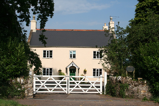 Churchstanton: Hunter's Lodge