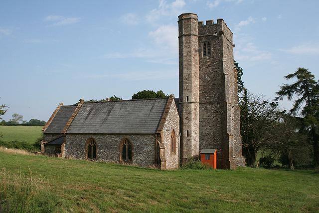 Otterford: St Leonard�s church