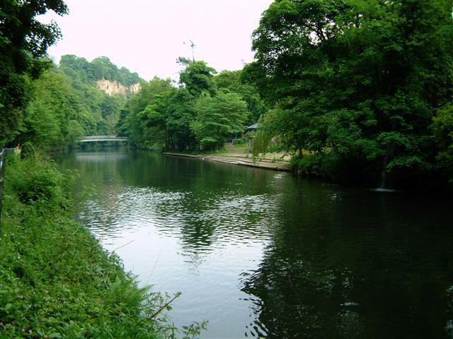 River Derwent, Matlock Bath