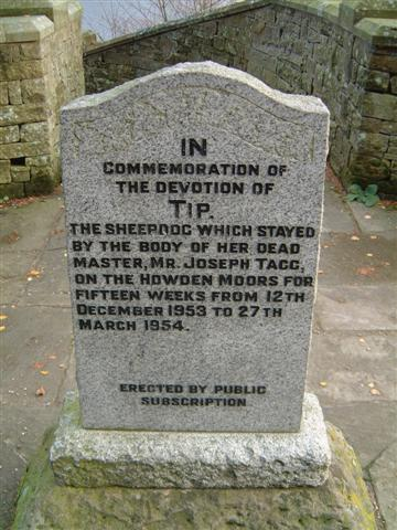 Memorial to Tip