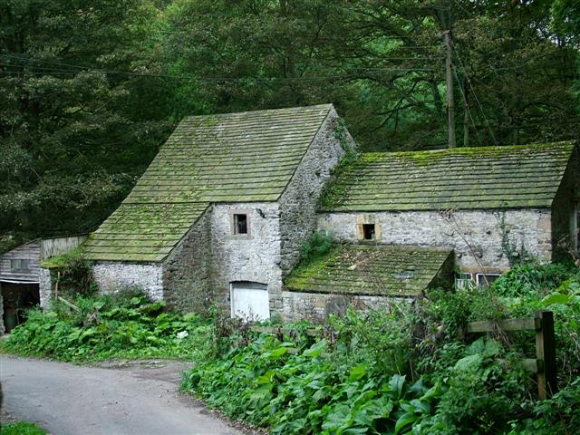 Derelict Mill Buildings