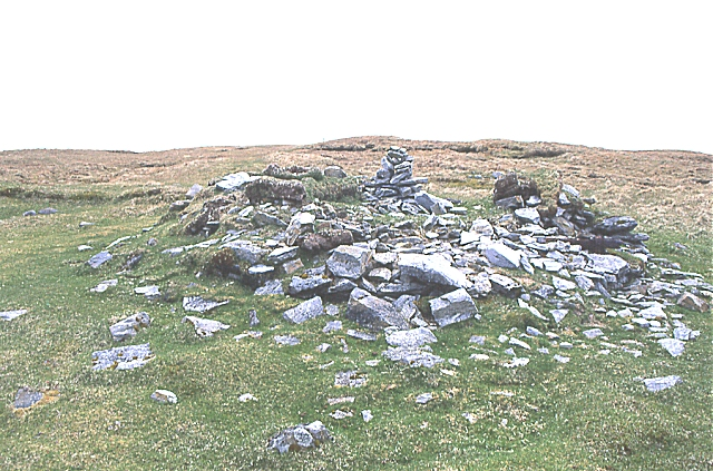 Rickle o' Stanes, Hermaness Hill