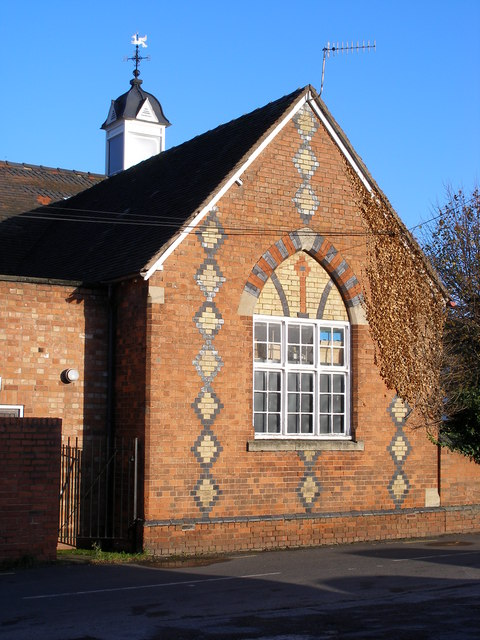 The Old School Tiddington