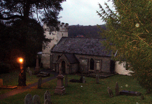 Llantwit Church, Neath