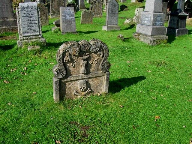 Holy Rude Cemetery