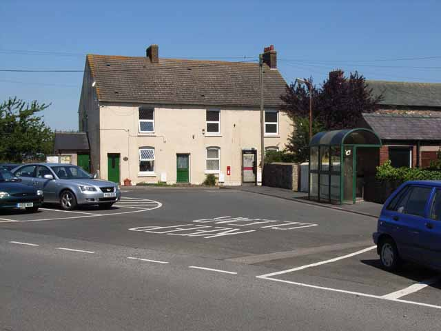 Village centre, Cummersdale