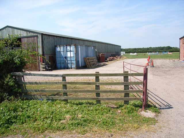 Barn near Glasson