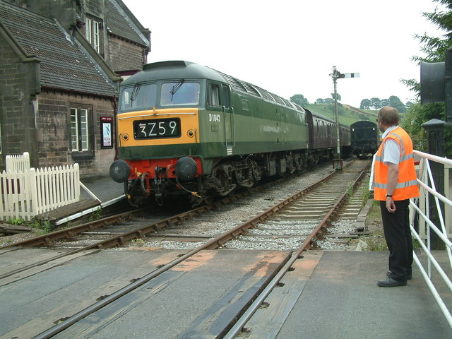 Footplate Experience Course, Churnet Valley Railway