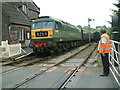 SJ9852 : Footplate Experience Course, Churnet Valley Railway by Neil Kennedy