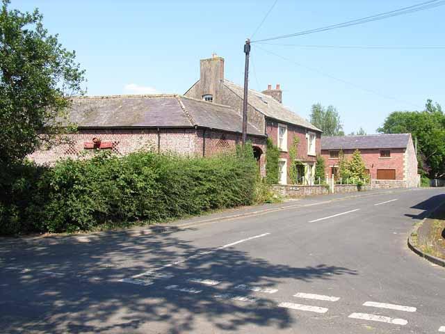 Longburgh, near Burgh by Sands