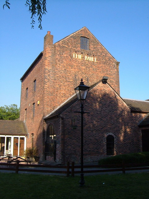 The Mill at Worston