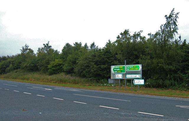 A658 at Walton Head