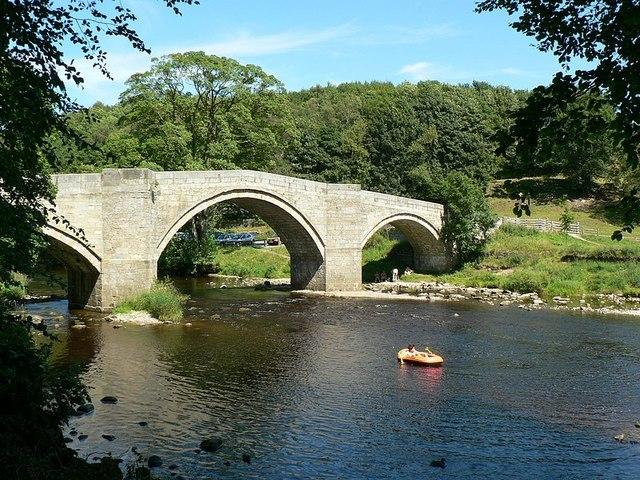 Barden Bridge, River Wharfe