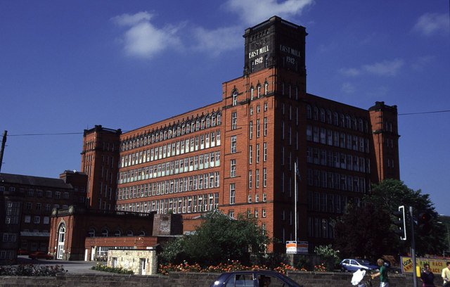 East Mill, Belper