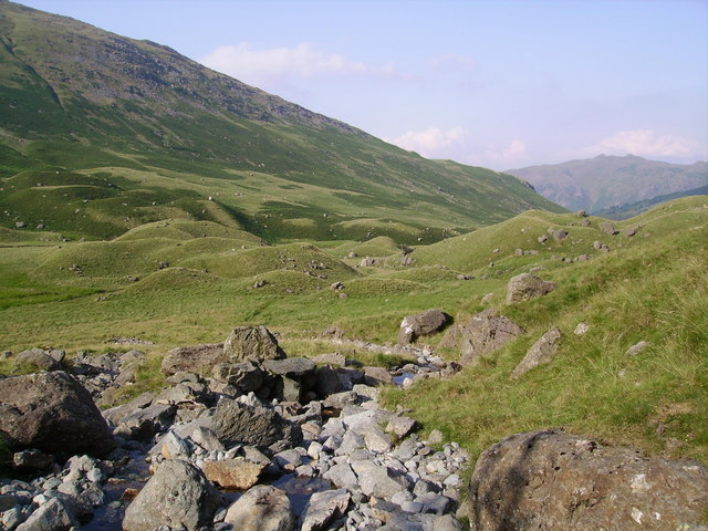 Moraines at Mossydale