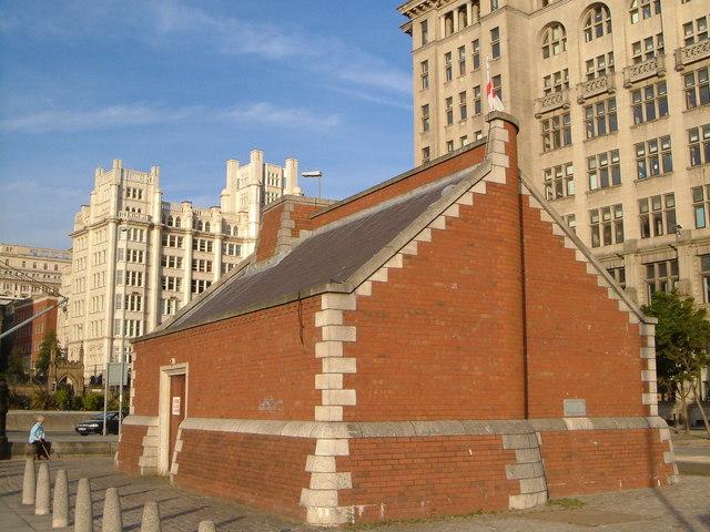 Pump House, St Nicholas Place, Liverpool