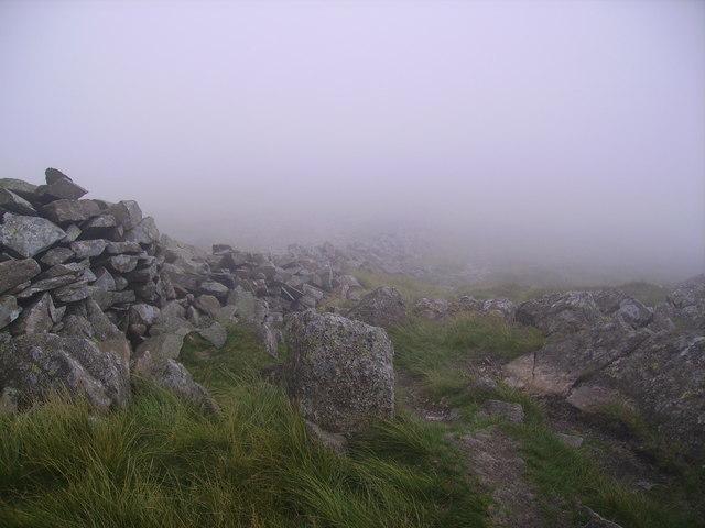Old Wall Hart Crag