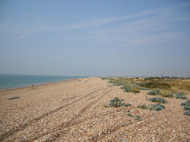 Hayling Island Beach (west)