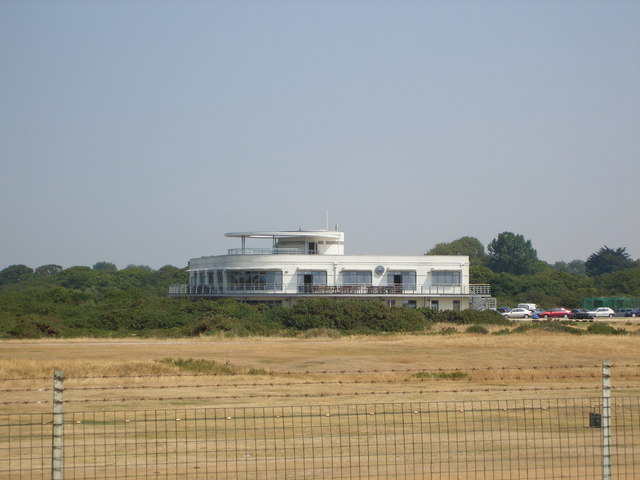 Clubhouse - Hayling Golf Club