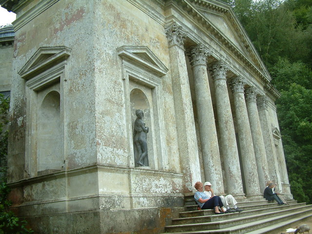 The Pantheon at Stourhead