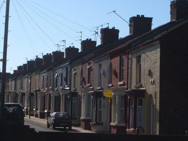Goldie Street, Anfield