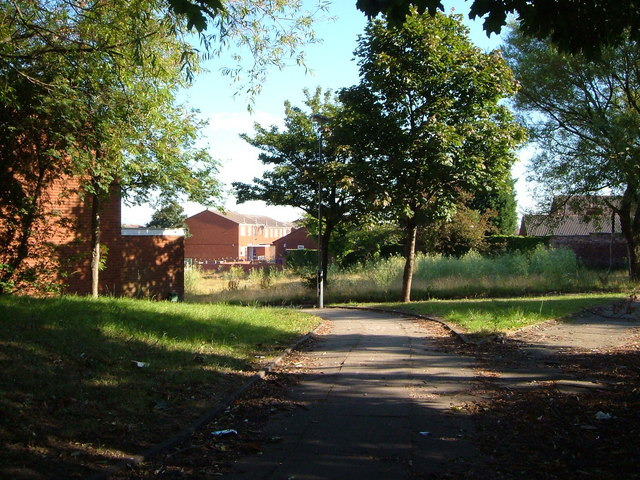 Fountains Close from Walton Lane