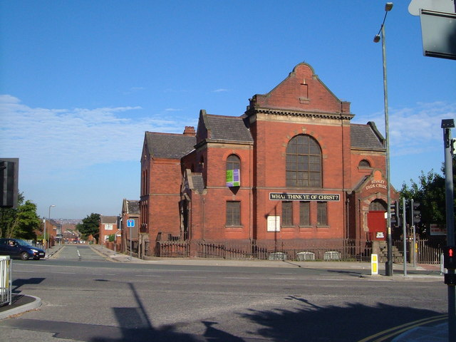 Stanley Park Church