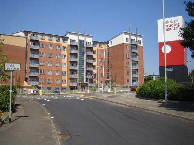 Slough: Priory Heights