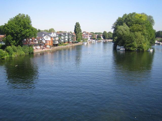 River Thames: from Maidenhead Bridge