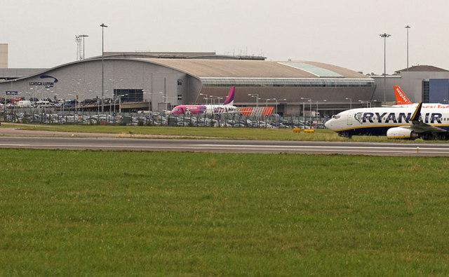 Luton Airport New Terminal