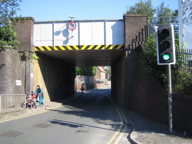 Maidenhead: Norden Road bridge