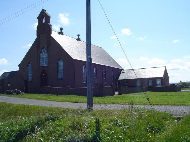 Shawbost Church