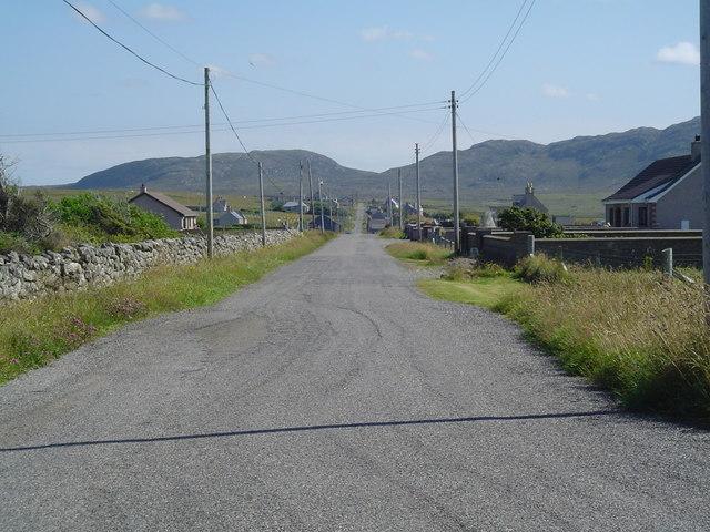 Shawbost Village