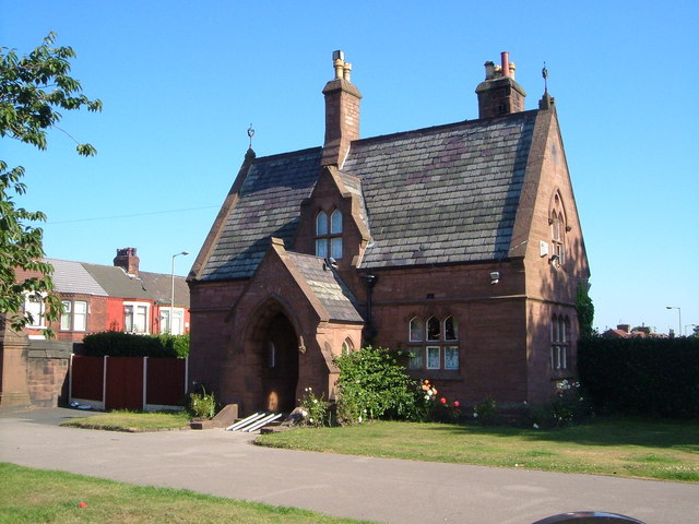 Lodge, Anfield Cemetery