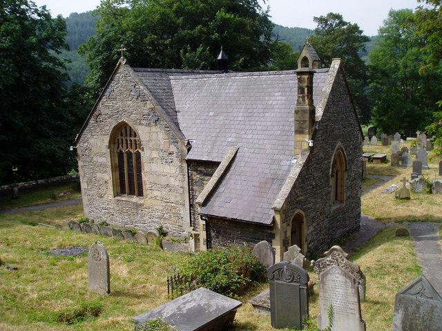 Eglwys Llantysilio