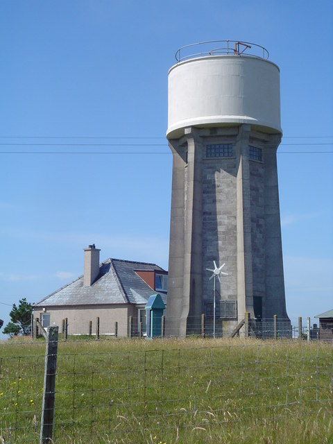 Ness Water Tower