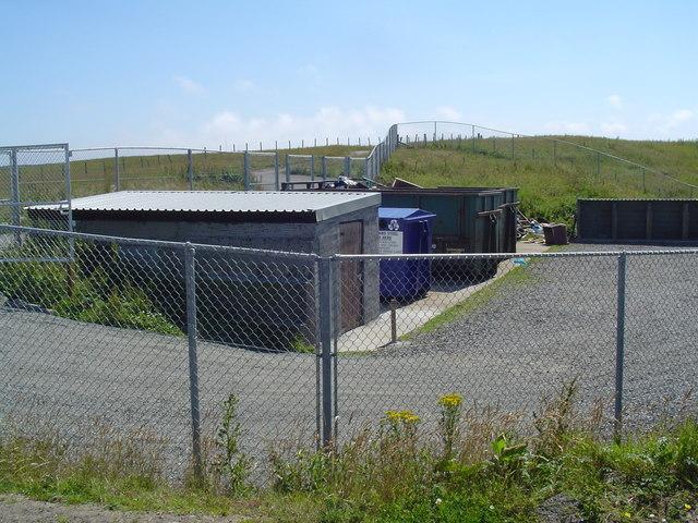 Village Waste Site