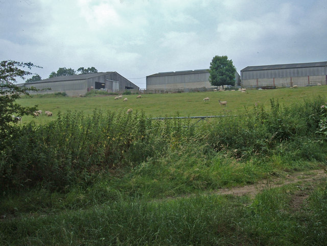 Lund Head Farm, Barrowby