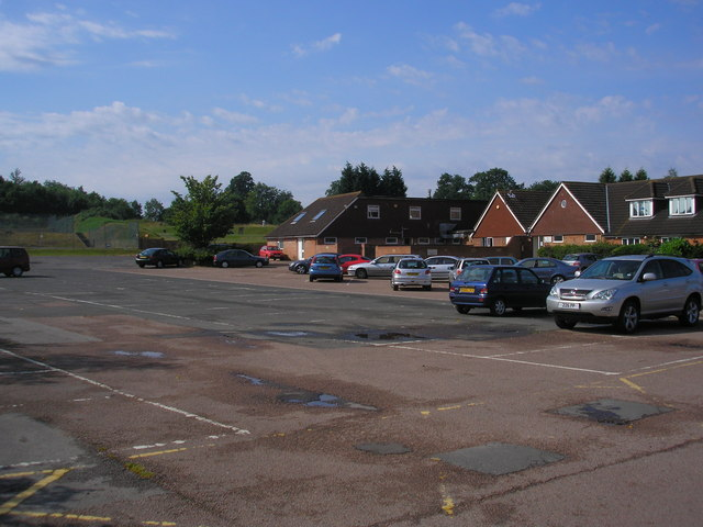 Edenbridge Tennis Centre and golf club