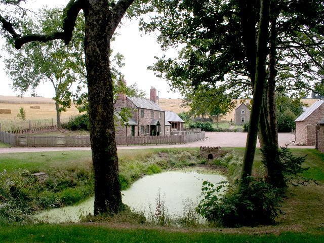 Home Farm, Harewood Park