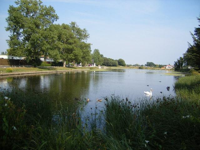 The Lake - Lakeside Holiday Village