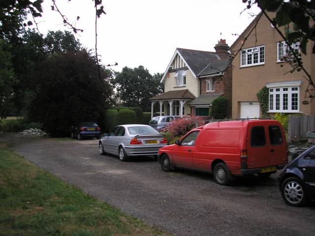 The Last House on the Road, Edenbridge, Kent