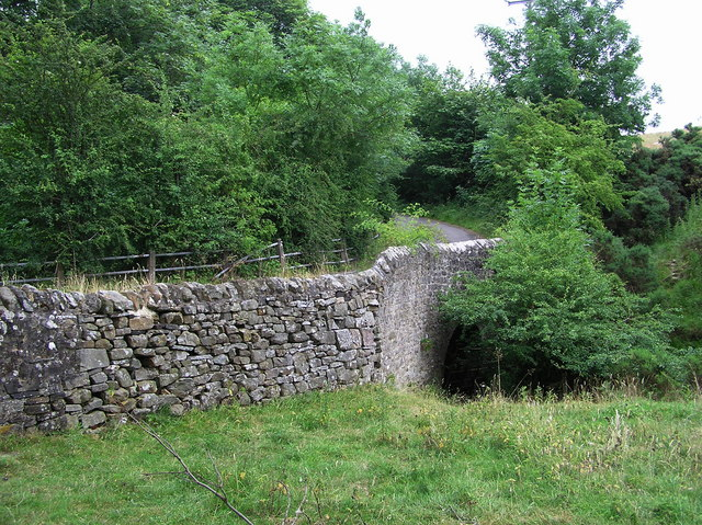 Sand Beck Bridge : Green Lane