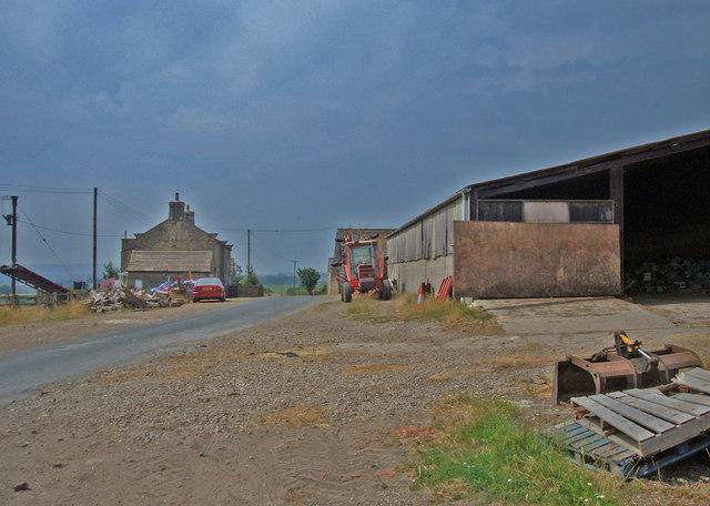 Low Barrowby Farm