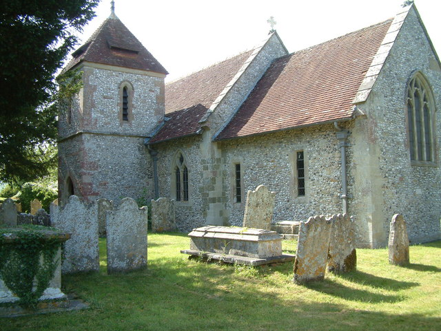 St. Peter's, Pitton