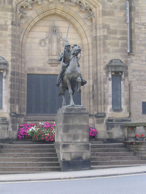 Galashiels War Memorial