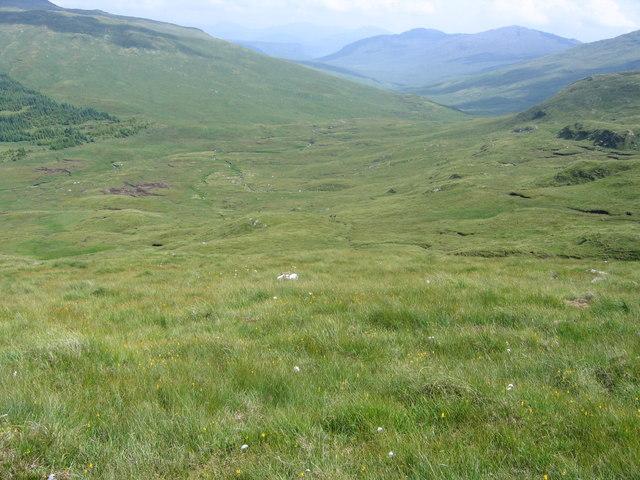 Hillside of Beinn Bhoidheach