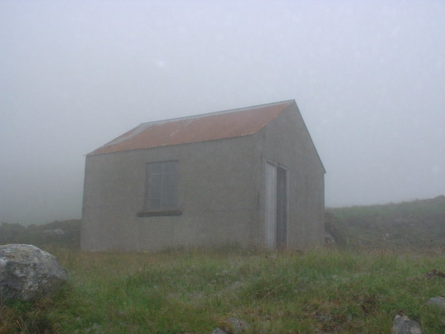 Old Hydro Electric Bothy