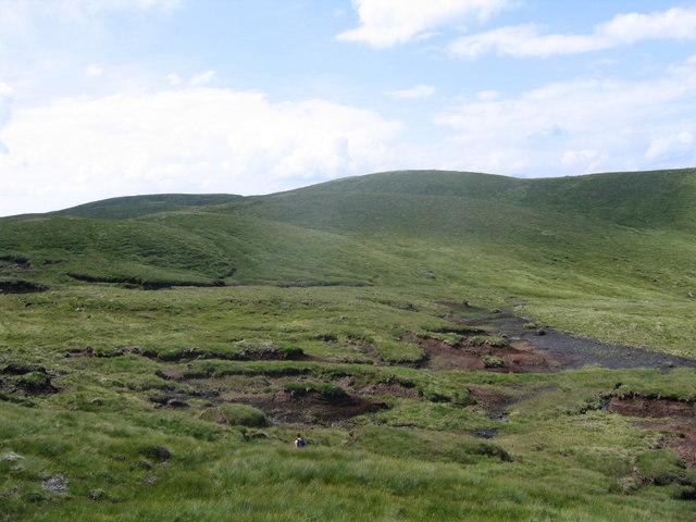 Summit of Beinn Bhoidheach