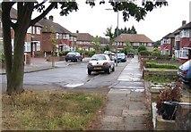 TQ4390 : Wedmore Avenue by Peter Wyatt